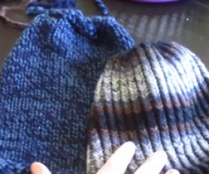 Loom Knit a Hat
