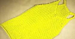 Loom Knit  a Tank Top