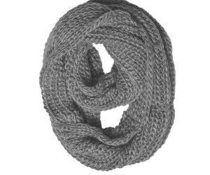 Loom Knit An Infinity Scarf - Super Easy For Beginners and Pros