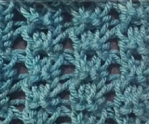 Learn To Loom Knit The Little Creature Stitch