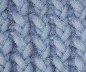 Loom Knitting Stitch
